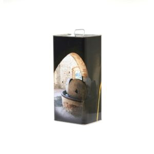 Olio Extra Vergine di Oliva Biologico Don Edoardo Lattina da 5 L